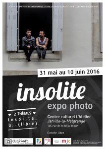CLUBPHOTO J affiches A4 expo 2016